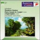 Wanderer Fantasy - Piano Sonatas In A...