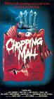 Chopping Mall VHS Tape