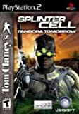 Splinter Cell Pandora Tomorrow Greatest Hits - PlayStation 2