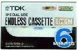 TDK エンドレスカセット6分 [EC-6MA]