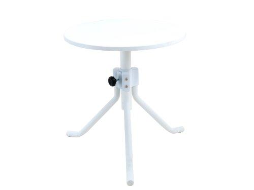 """Leitmotiv Tisch höhenverstellbar """"Lator"""" mit MDF-Tischplatte"""