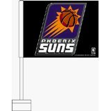 Phoenix Suns - NBA Car Flag