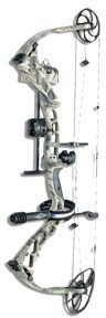 Diamond by Bowtech Fugitive Left Hand Compound Bow, 70#