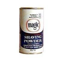 Magie Shave poudre, bleu