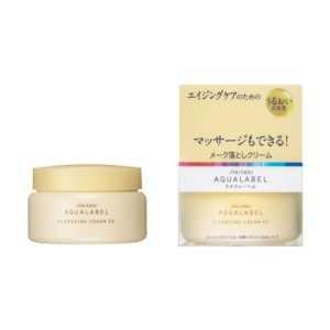 Shiseido AQUALABEL Face Wash Cleansing Cream | MEIKU OTOSHI Cream 125g эмульсия shiseido creamy cleansing emulsion