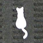 ewelry Nail 猫ー4 ホワイト LPー0141W
