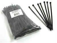 Cables to Go 43038 Cable Ties - 100 Pack (Black)