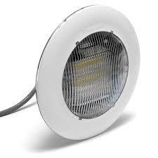 Hayward Lplus11100 12-Volt 300-Watt Universal Colorlogic White Led Pool Light With 100-Feet Cord