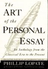 Art of the Personal Essay, The