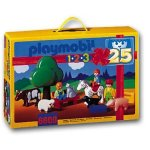 Playmobil 123 Animal Friends Meadow (6609) - Buy Playmobil 123 Animal Friends Meadow (6609) - Purchase Playmobil 123 Animal Friends Meadow (6609) (Playmobil, Toys & Games,Categories,Pretend Play & Dress-up)