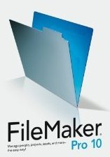 FileMaker pro 10 out of box same day post