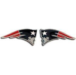 NFL New England Patriots Stud Earrings