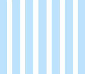SheetWorld Fitted Portable / Mini Crib Sheet - Pastel Blue Stripe Woven - Made In USA