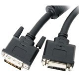 StarTech.com DVIDDMF15 15 Feet Dual Link Monitor DVI-D Extension Cable - M/F