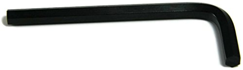 Short Arm Black Hex Allen Key Wrench Metric M 22 - Qty 250