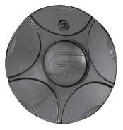 Mr. Lugnut C10222HB Hyperblack Plastic Center Cap for 222 Wheels (Mr. Lugnut)