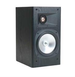 6-1/2'' 100W Aim&Trade; Monitor Series Bookshelf Speaker (Each) (Black Ash) (Asm97630)