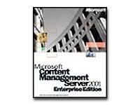 Microsoft CONTENT MANAGEMENT SERVER ( V04-00035 )