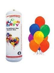 rothenberger ballon party set 2 l helium 25 ballons 25 cm 20 m schnur baumarkt. Black Bedroom Furniture Sets. Home Design Ideas