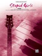 Alfred Publishing 00-26005 Stupid Girls Sheet Music