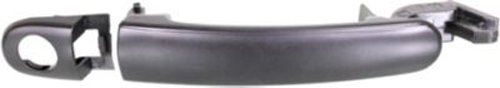 OE Replacement Front Driver Side Primed Exterior Door Handle with Keyhole for Volkswagen/Audi - REPA462702 (1999 Volkswagen Jetta Door Handle compare prices)