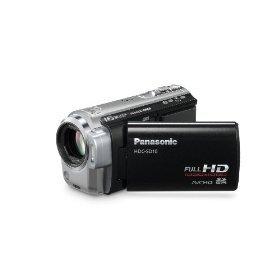 Panasonic HDC-SD10K SD Full HD Camcorder - Black