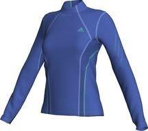 adidas Damen Langärmliges T-shirt Adizero Damen Windbreaker 32  - lila