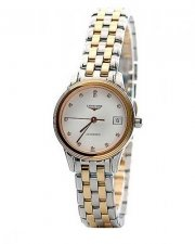 Longines Flagship L42743277 Women's Diamond Automatic Watch