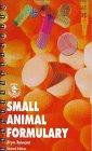 img - for Small Animal Formulary (BSAVA British Small Animal Veterinary Association) book / textbook / text book