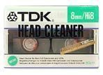 TDK 8CL11 8mm Dry Head Cleaner (Tdk Head compare prices)