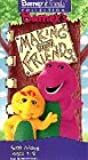 Barney - Making New Friends [Import]