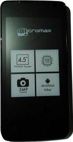 Micromax Q333 Black