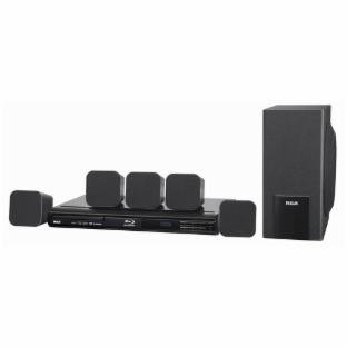 Rtb10323L 300W Home Theater System With Blu-Ray- Rca