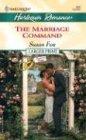 Marriage Command, SUSAN FOX