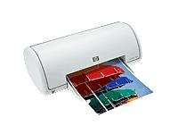 HP Deskjet 3320 - Printer - color - ink-jet - Legal, A4 - 600 dpi x 600 dpi - up to 6 ppm (mono) / up to 6 ppm (color) - capacity: 100 sheets - USB