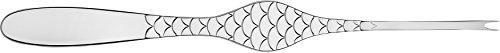 A di Alessi FM23/43 Fourchette à crustacés en acier inoxydable