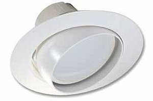 Ushio 90W Equal 3000K Led Downlight Fits 6 In. Can Lights - 1003927