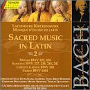 V 2: Sacred Music in Latin