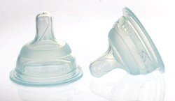 Playtex Insulated Bottle Stage 2 Nipples - 2Pk.