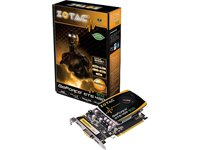 Zotac Nvidia GTS450 ECO Graphics Card (PCI-e 2GB DDR3 Memory Dual DVI DisplayPort HDMI) Active