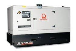 Pramac 102Kw Industrial Diesel Standby Generator W/ Perkins Engine - Grw120P