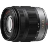 Panasonic HFS014042 14-42mm Zoom lens for Micro third cameras (Panasonic Lumix Lens compare prices)