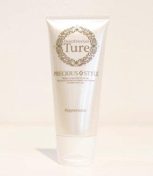 Ture PRECIOUS STYLE デンティフリスジェル 歯磨きジェル 65g