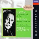 Haydn: Symphonies 94 & 101 / Monteux