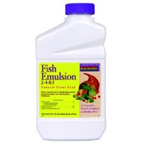 Fish emulsion concentrate 1 quart 32 oz for What is fish emulsion