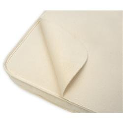 Naturepedic Waterproof Flat Bassinet Pad, 15x30