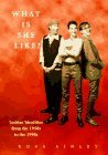 img - for What is She Like?: Lesbian Identities from the 1950s to the 1990s (Women on women) by Rosa Ainley (1995-11-01) book / textbook / text book