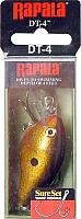 Rapala DT Sure Set (Gold, 5/16 oz.)
