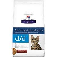 Hill's Prescription Diet D/d Feline Venison & Green Pea Formula