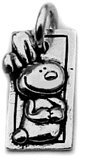 Clayvision Year of the Rabbit Chinese Zodiac Pendant Charm Reviews